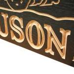 Man Cave Custom Sign Carved Wooden ..